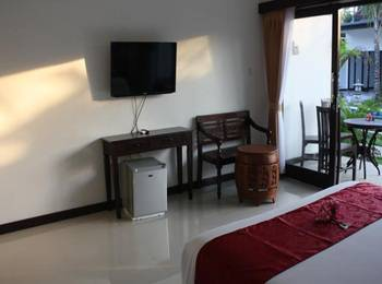 Palm Garden Bali Hotel Bali - Deluxe Twin Room Save More!