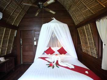 Dream Beach Kubu Hotel by WizZeLa Lembongan - Superior Bungalow Garden View with Breakfast  24 Hours Deal