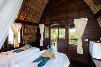 Dream Beach Kubu Hotel by WizZeLa Lembongan - Twin Room 24 Hours Deal