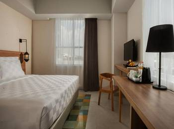 Pesonna Tugu Yogyakarta - Deluxe Panorama Double with Breakfast Regular Plan