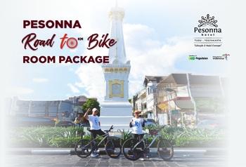Pesonna Tugu Yogyakarta - Road To Bike Room Regular Plan