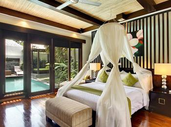 Le Jardin Villas Bali - 2 Bedrooms Villa Same Day Deals