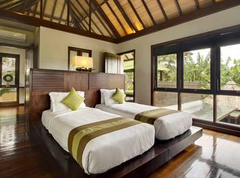 Le Jardin Villas Bali - 1 Bedrooms Villa Room Only Regular Plan