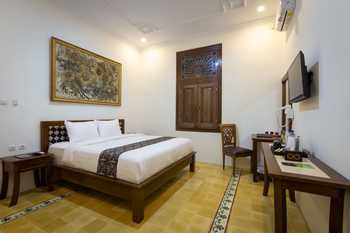 The Mangkoro by Yuwono Hospitality Yogyakarta - Deluxe Room Only Regular Plan