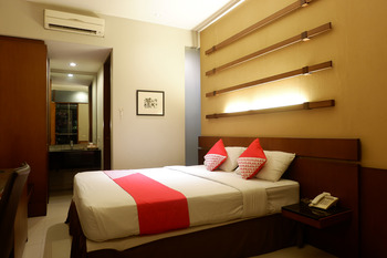Capital O 874 Hotel Nyland Pasteur Bandung - Deluxe Double Room Regular Plan