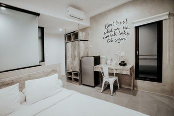 D'Paragon Pogung B Yogyakarta - Deluxe Room Only Regular Plan