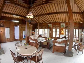 Hills Joglo Villa Semarang - Villa Joglo 3 Regular Plan