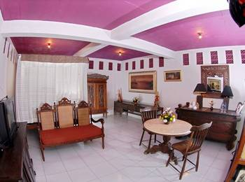 Hills Joglo Villa Semarang - Villa Joglo 7 For 2 Person Regular Plan