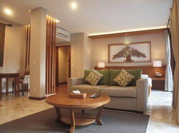 Anahata Villas & Spa Resort Bali - Suite Room Premiere With Balcony View Regular Plan