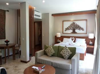 Anahata Villas & Spa Resort Bali - One Bedroom Villa with Garden View  Basic Deal