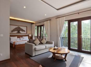 Anahata Villas & Spa Resort Bali - One Bedroom Suite Villa with Balcony Flash Deal 50 %
