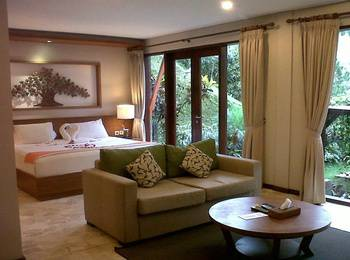 Anahata Villas & Spa Resort Bali - One Bedroom Suite Private Pool Villa  Basic Deal Promo 20% OFF