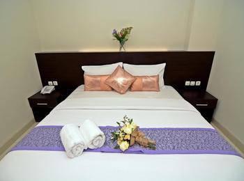 Nagari Malioboro Hotel Yogyakarta Yogyakarta - Deluxe Double Regular Plan