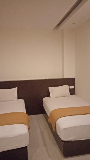 Nagari Malioboro Hotel Yogyakarta Yogyakarta - Deluxe Twin Regular Plan