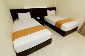 Nagari Malioboro Hotel Yogyakarta Yogyakarta - Standard Twin Without Amenities Regular Plan