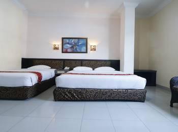 Gaja Hotel Pekanbaru - Suite Room Regular Plan