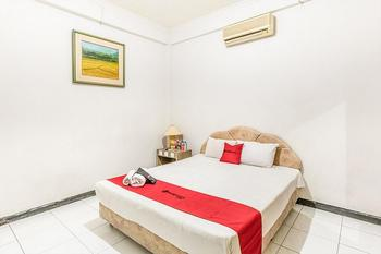 RedDoorz Plus @ Prawirotaman Area Yogyakarta - RedDoorz Room Regular Plan