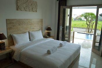 Tirtha Khayangan Bali Bali - Deluxe Double Room Regular Plan