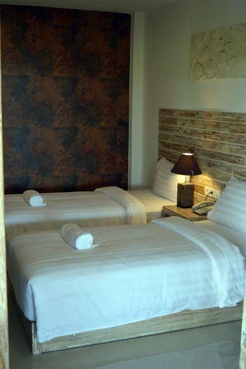 Tirtha Khayangan Bali Bali - Deluxe Twin Room Regular Plan