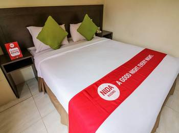 NIDA Rooms Makassar Dr Soetome Makassar - Double Room Single Occupancy Special Promo