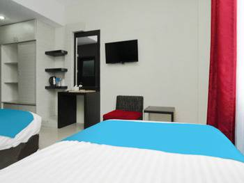 Airy Syariah Medan Sunggal MICC Gagak Hitam 92 - Standard Twin Room Only PEGI_Nov_5