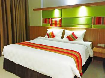 Kyriad Hotel Airport Jakarta - Deluxe with Breakfast Regular Plan