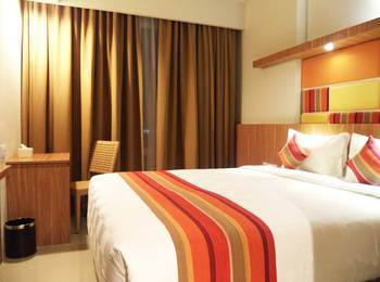 Kyriad Hotel Airport Jakarta - Deluxe Room Only Basic Deal
