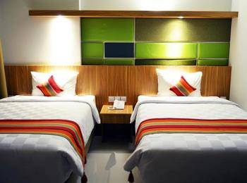 Kyriad Hotel Airport Jakarta - Deluxe Room Only Regular Plan