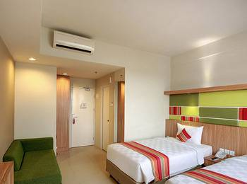 Kyriad Hotel Airport Jakarta - Grand Deluxe with Breakfast Basic Deal