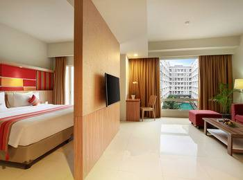 Kyriad Hotel Airport Jakarta - Junior Suite Breakfast Basic Deal