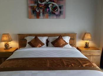 Kubu Taulan Villa Bali - Standard Pool View Room Only Basic Deal 40%
