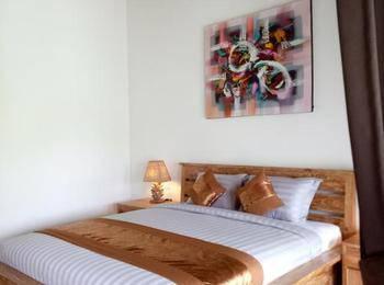 Kubu Taulan Villa Bali - Standard Garden View Room Only Basic Deal 40%