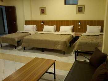 Sun Set View Carita - Family Suite Room INGAT3M