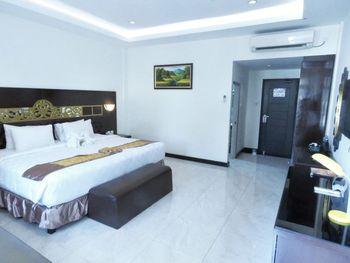 Batam Harbour Boutique Hotel & Spa Batam - Deluxe Double Room Only Regular Plan