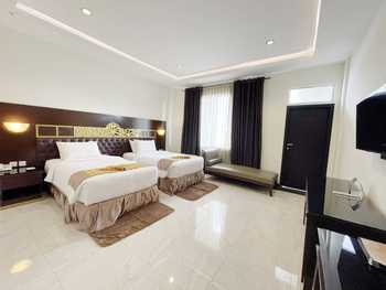 Batam Harbour Boutique Hotel & Spa Batam - Grand Deluxe Twin Room Only Regular Plan