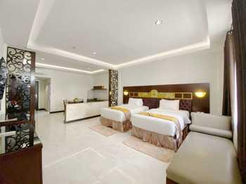 Batam Harbour Boutique Hotel & Spa Batam - Deluxe Longstay / Kitchenette Twin LAST MINUTE