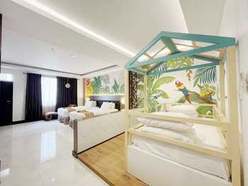 Batam Harbour Boutique Hotel & Spa Batam - Family Twin LAST MINUTE