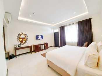 Batam Harbour Boutique Hotel & Spa Batam - Grand Deluxe Room Only Regular Plan