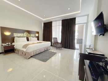 Batam Harbour Boutique Hotel & Spa Batam - Deluxe Balcony Room Only Regular Plan