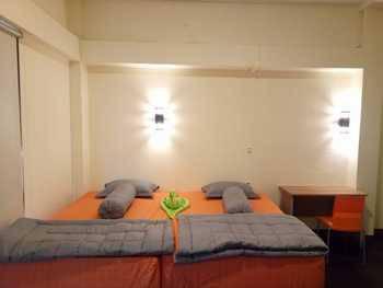 Kinol Homestay Padang - Deluxe Private Bathroom Regular Plan