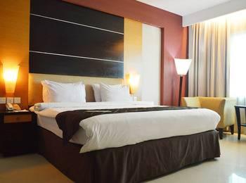 Grand Inna Daira Palembang - Deluxe Double Room Only Regular Plan