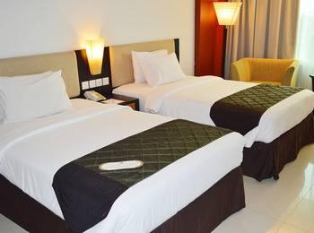 Grand Inna Daira Palembang - Superior Twin Room Only  Regular Plan