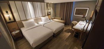 Swiss-Belhotel Solo Solo - Deluxe Twin Staycation