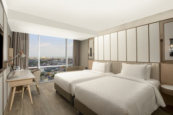 Swiss-Belhotel Solo Solo - Deluxe Twin Room Only Stay for 2 Nights, Get 20% OFF