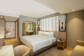 Swiss-Belhotel Solo Solo - Deluxe King Room Only Regular Plan