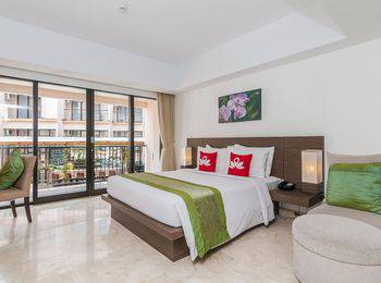 ZenRooms Raya Kuta 3 Bali - Double Room Regular Plan