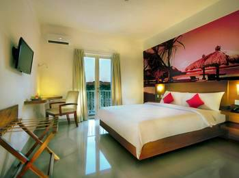 Seminyak Garden Bali - Superior Room with Breakfast Regular Plan