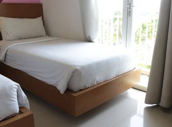 Seminyak Garden Bali - Standard Room with Breakfast Regular Plan