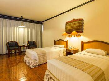 Adika Hotel Bahtera Balikpapan - Superior Room Only Regular Plan