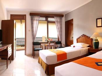 The Jayakarta Cisarua - Standard Room Only BasicDeal